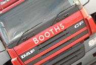 Truck from Booths lorry