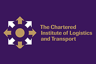 The Chartered Institute of Logistics logo