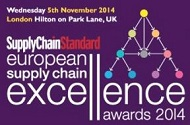 EU Supply Chain Excellence 2014 Logo