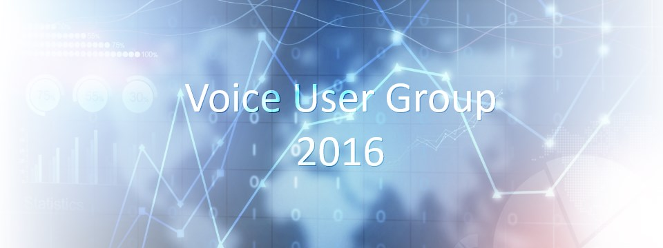 Voiteq Voice User Group - Smarter Voice with text