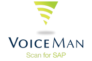 VoiceMan Scan for SAP Logo