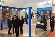 Voiteq attended LogiMAT 2017